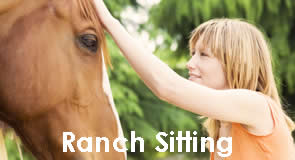 Ranch Sitting