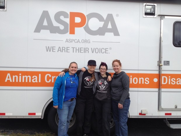 ASPCA Dog Rescue